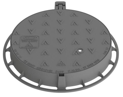 Fábrica de tampões de ferro fundido