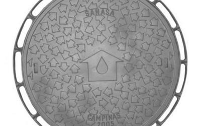 TAMPAO DN-900 D-400 SANASA CAMPINAS